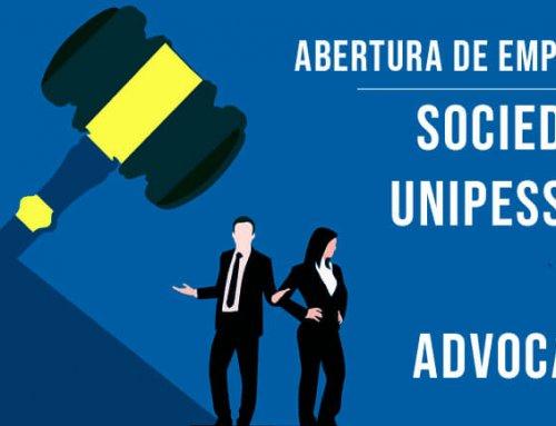 Abertura de Empresas: Sociedade Unipessoal de Advocacia